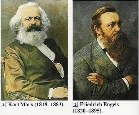 Karl-Marx-Friedrich-Engels
